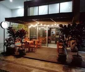 VENDO HERMOSO CAFE RESTAURANTE