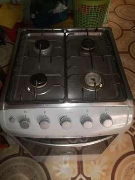estufa de gas por red