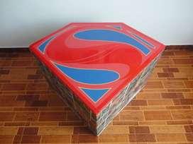 MESA SUPERMAN ( PRECIO NEGOCIABLE )