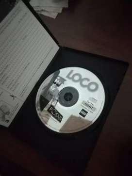 Juego LEGO CD loco footbaıl mania