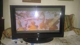 Vendo TV plasma de 42 pulgadas LG BARATO