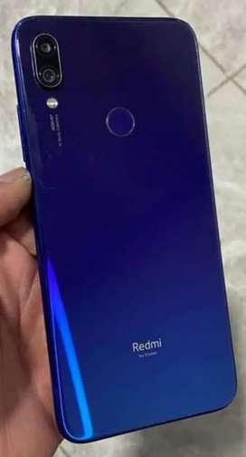 Vendo cambio lindo Xiaomi red mi 7 de 128 y 4 de ram IMEI garantizado
