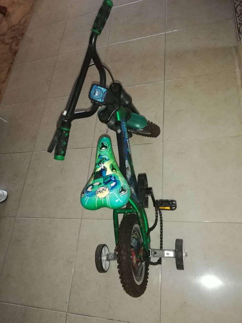Vendo bicicleta para niño 0