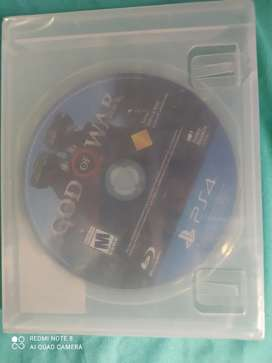 JUEGO PARA PS4 GOD OF WAR