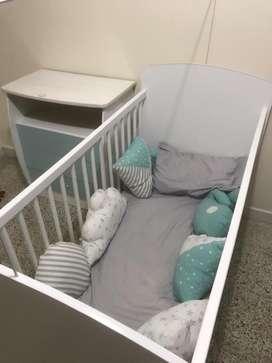 Cuna para bebe