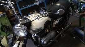 Triumph tiger 110