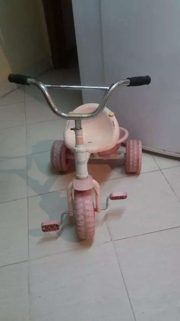 Vendo triciclo 0
