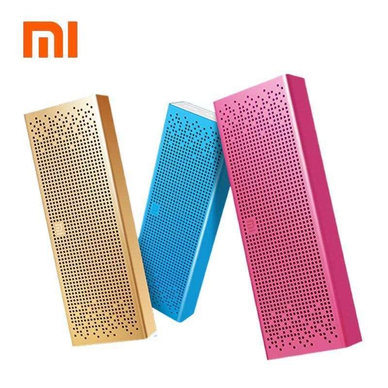 Parlante Altavoz Bluetooth Xiaomi Speaker Rojo Nuevo Con Garantía.