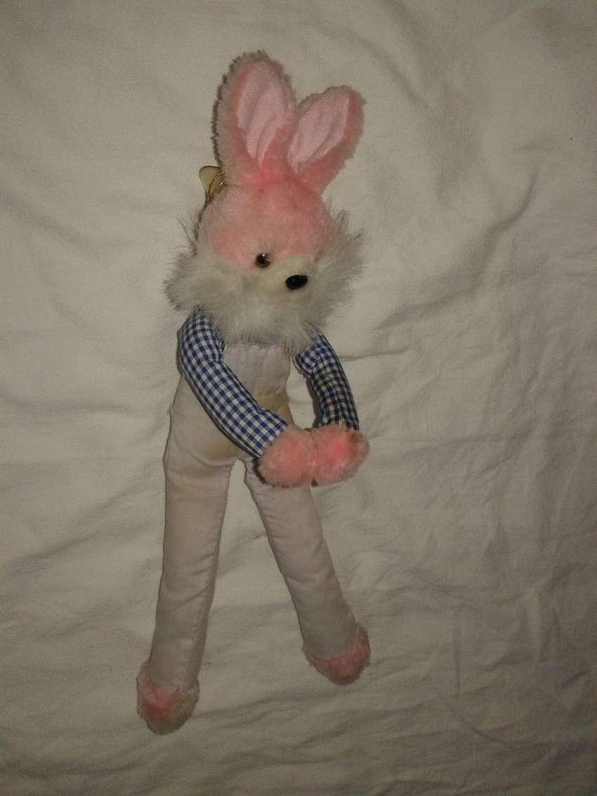 peluche conejo liviano para bebe 0