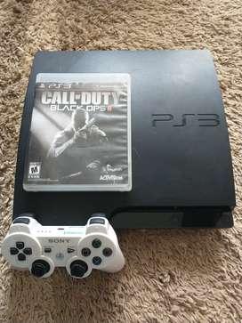 Vendo PS3 160gb 380.000