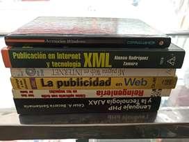 Libros páginas web