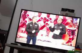 Televisor de 43 pulgadas.lg .venta por viaje