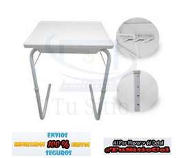 Mesa Auxiliar Portátil Table Mate II como en la TV