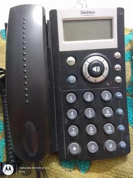 Teléfono de mesa/pared