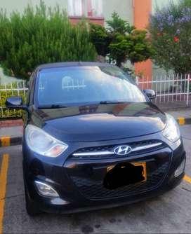 Hyundai I 10 - Automático - 2012