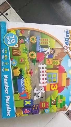 Lego 70 Piezas
