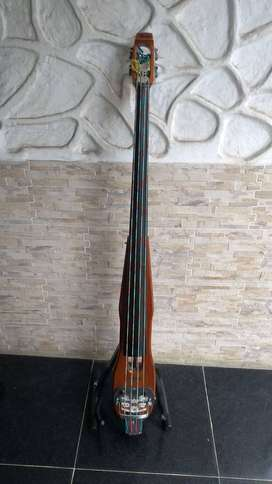 Baby Bass Sendel Travel cuerdas de Nylon