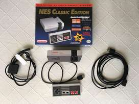 Vendo Nintendo (Nes mini).