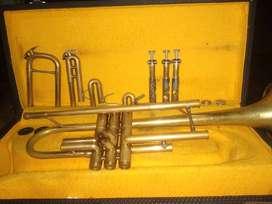 Trompeta prelude París