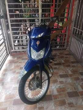 Vendo Kawasaki Magic II modelo 2011 Negociable