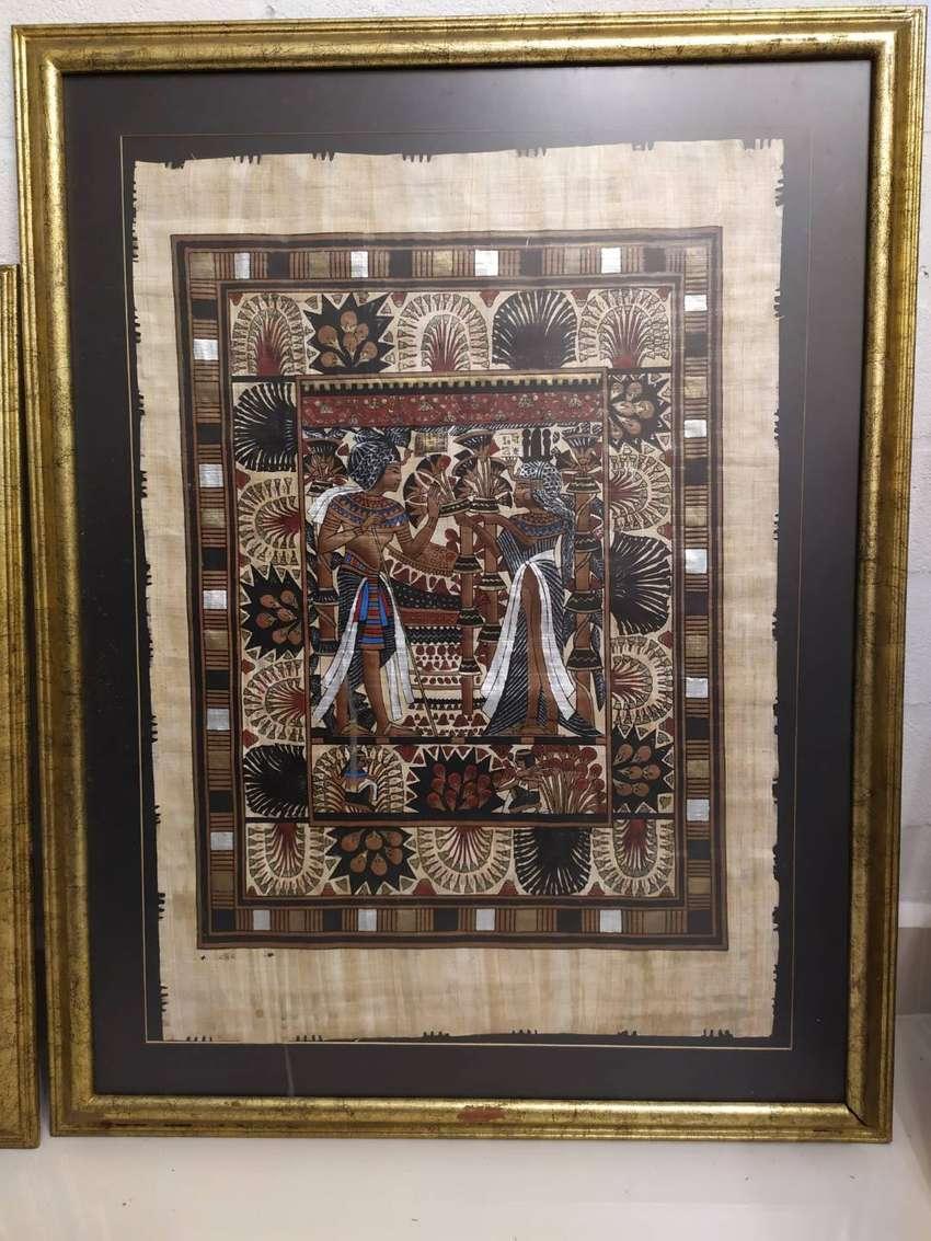 Venta de Papiros Egipcios