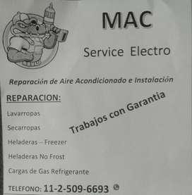 Tecnico Matriculado Ofrece Servicios