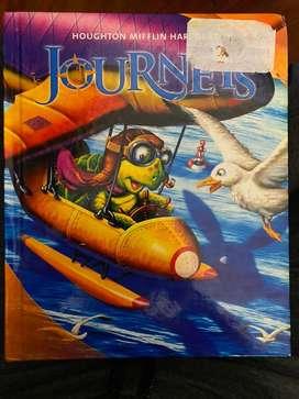Journeys Houghton Mifflin Harcourt 2grado