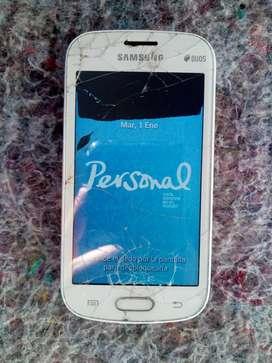 Samsung Trend Lite a reparar