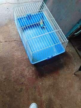 Vendo jaula para conejos precio negociable