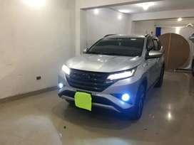 Vendo camioneta Toyota Rush full deluxe mecánica año 2019 en perfectas condiciones