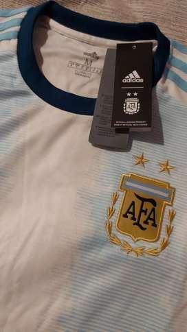 Camiseta Selección Argentina Original 2019