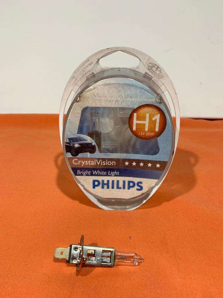 Luces LED Phillips para AUTOMOVILES 0