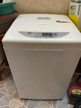 Lavadora Lg Fuzzy Logica 25 lbs