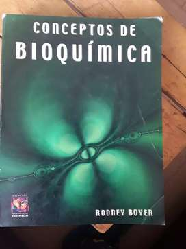 Textos de bioquímica Boyer editorial Thomson internacional