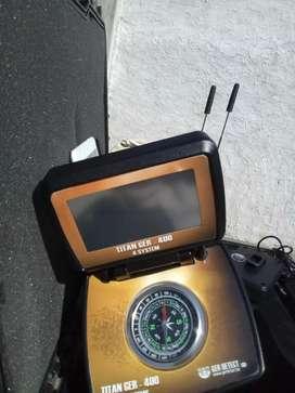 Vendo sensor titan ger 400 aleman