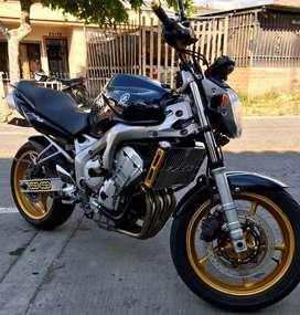 Yamaha fz6 2008 full