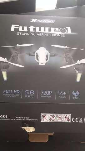 Drone full hd c/ wifi. Camara hd 720P