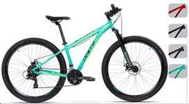 Gran oferta a DOMICILIO de bicicletas GW, Scott y Giant desde $470.000