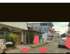 Vendo casa para comercio en Esmeraldas