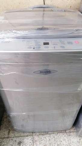 Lavadora haceb 18 libras