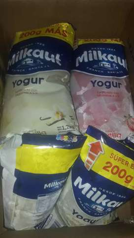 Vendo yogurt MILKAUT