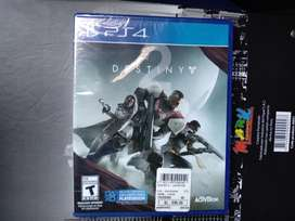 Sellado Destiny 2 Ps4