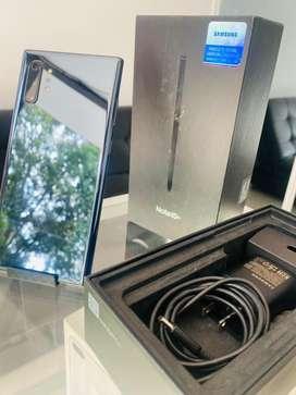 Samsung Galaxy Note 10 Plus 256Gb Aurora Black