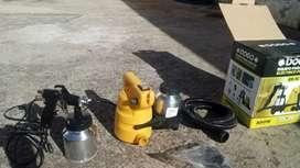 Máquina para pintar electrica Dogo 800W - UN SOLO USO