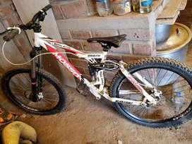 Vendo Bicicletas de Downhill