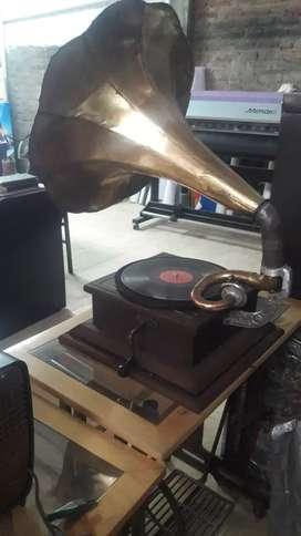 Fonografo restaurado