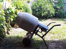 Mezcladora de hormigon cemento