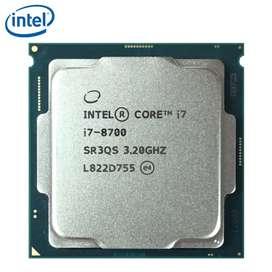 I7 8700 board z370p D3