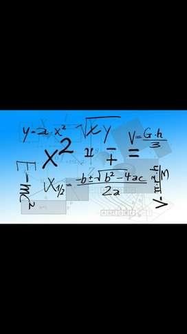 Clases.matematicas Y Fisica. Todos los niveles