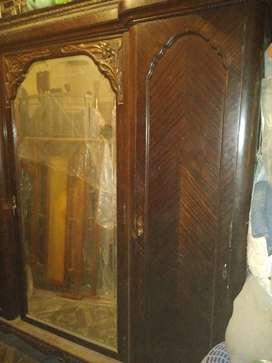 Juego de dormitorio antiguo chipindale